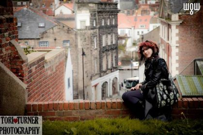 Whitby Goth Weekend Tori Turner Photography CogWheel Films