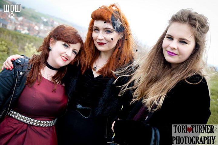 Whitby Goth Weekend Tori Turner Photography CogWheel Films