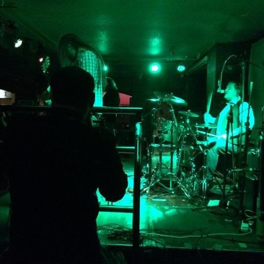 Battle of the Bands Trillians Newcastle CogWheel Films