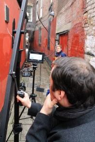 CogWheel Films on set, Video Production, Northeast,
